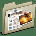 Lightbrown Blog icon
