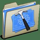 Lightbrown Developer alt icon