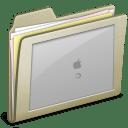 Lightbrown Login icon
