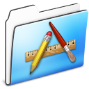 Applications Folder smooth icon