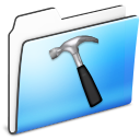 Developer Folder smooth icon