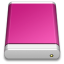 Drive Pink icon