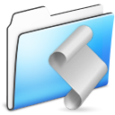 Script Folder smooth icon