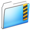 Security Folder smooth icon