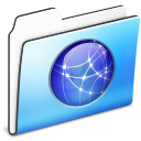 Sites Folder smooth icon