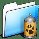 Spray Folder smooth Sidebar icon