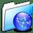 Network-Folder-smooth icon