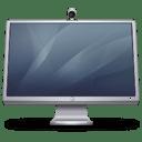 Cinema Display iSight graphite icon