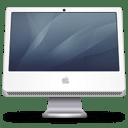 iMac graphite icon
