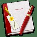 Notebook Bookmark icon