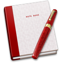 Notebook Pen icon