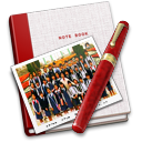 Notebook Photo Class icon