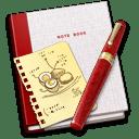 Notebook Recipe icon