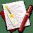 Diary Bookmark icon