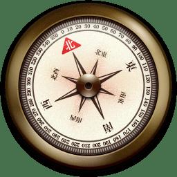 Compass iPhone Correction 2 icon
