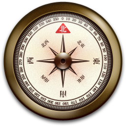 Compass iPhone icon