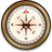 Compass iPhone icon