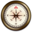 Compass-iPhone icon