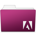 Adobe InDesign Folder icon