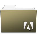 Adobe Soundbooth Folder icon