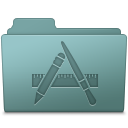 Applications Folder Willow icon