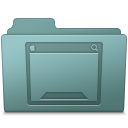 Desktop Folder Willow icon