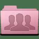 Group Folder Sakura icon