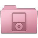 IPod Folder Sakura icon