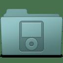 IPod Folder Willow icon