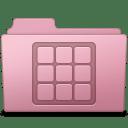 Icons Folder Sakura icon