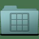 Icons Folder Willow icon