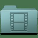 Movie Folder Willow icon