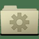 Setting Folder Ash icon