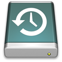 TimeMachine Disk icon