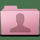 Users Folder Sakura icon
