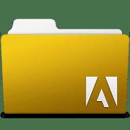 Adobe Fireworks Folder icon