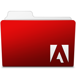 Adobe Flash Folder icon