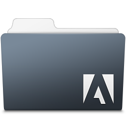 Adobe Photoshop Lightroom Folder icon