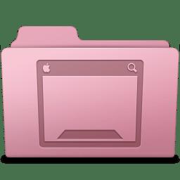 Desktop Folder Sakura icon
