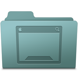 Desktop Folder Willow icon