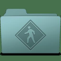 Public Folder Willow icon