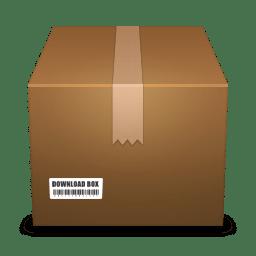 Sidebar Downloads 2 icon