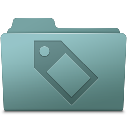 Tag Folder Willow icon