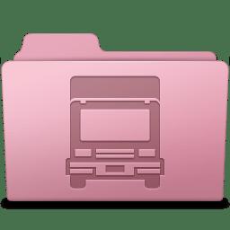 Transmit Folder Sakura icon