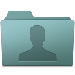 Users Folder Willow icon