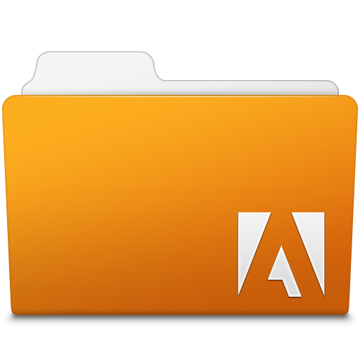 Adobe-Illustrator-Folder icon