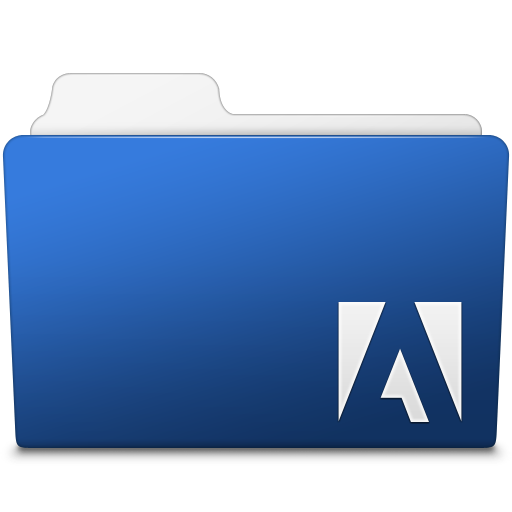 Adobe Photoshop Folder icon