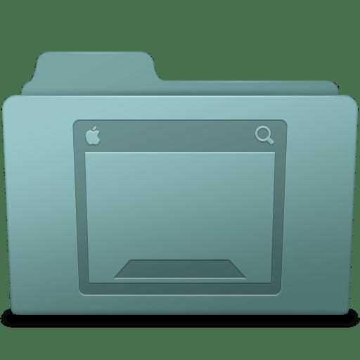 Desktop-Folder-Willow icon