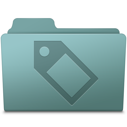 Tag-Folder-Willow icon