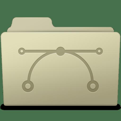 Vector-Folder-Ash icon